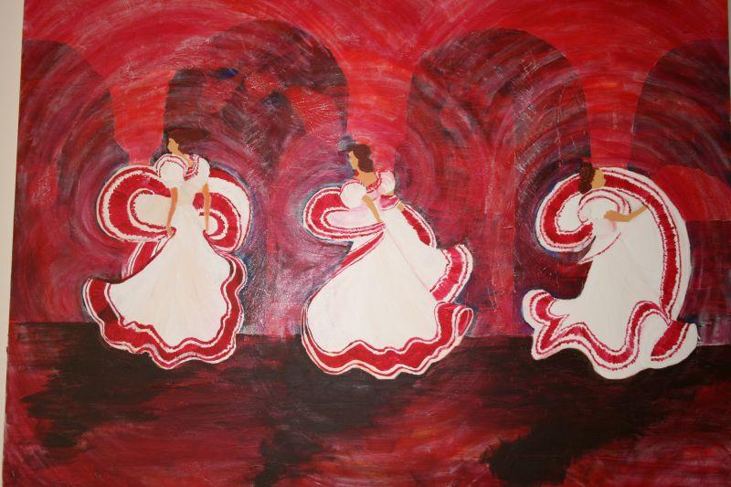 Danseuses mexicaines